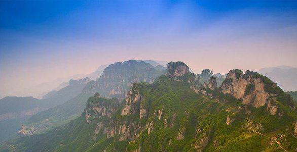 长治太岳山国家森林公园