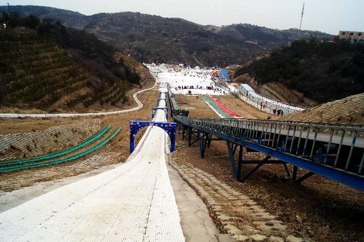 太原台骀山滑世界体验乐园