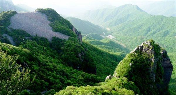 晋城沁水历山国家森林公园