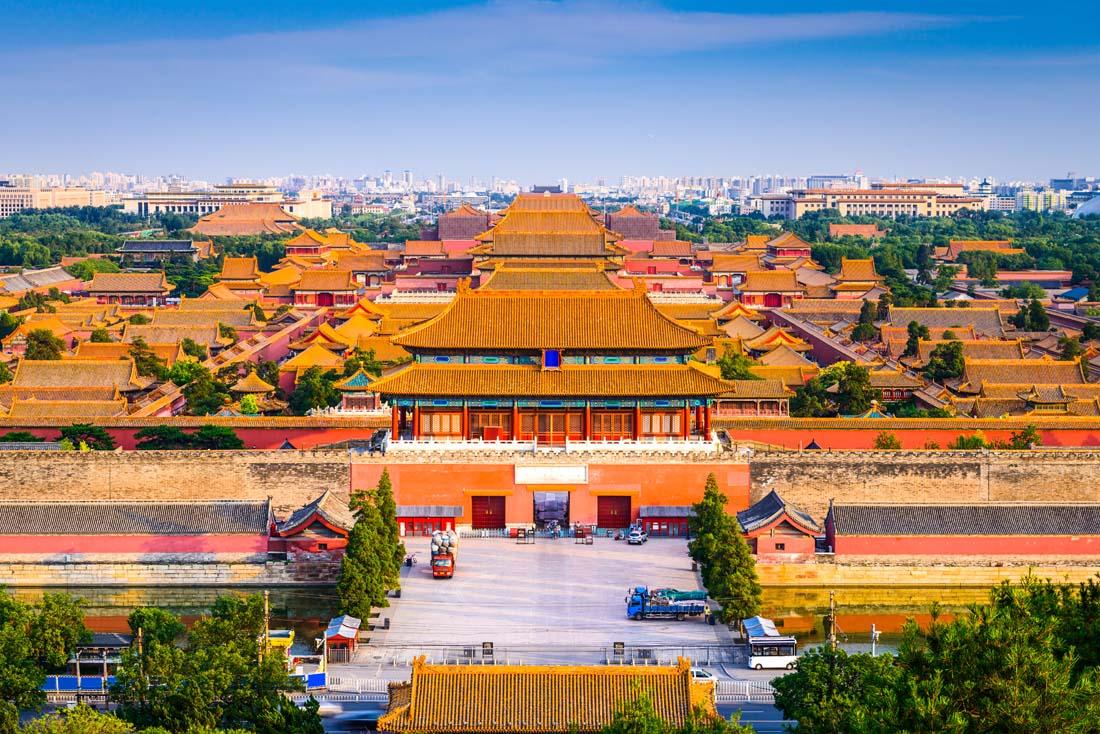 北京深度双飞五日游