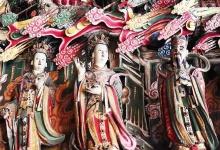 长治观音堂彩塑:神灵的殿堂